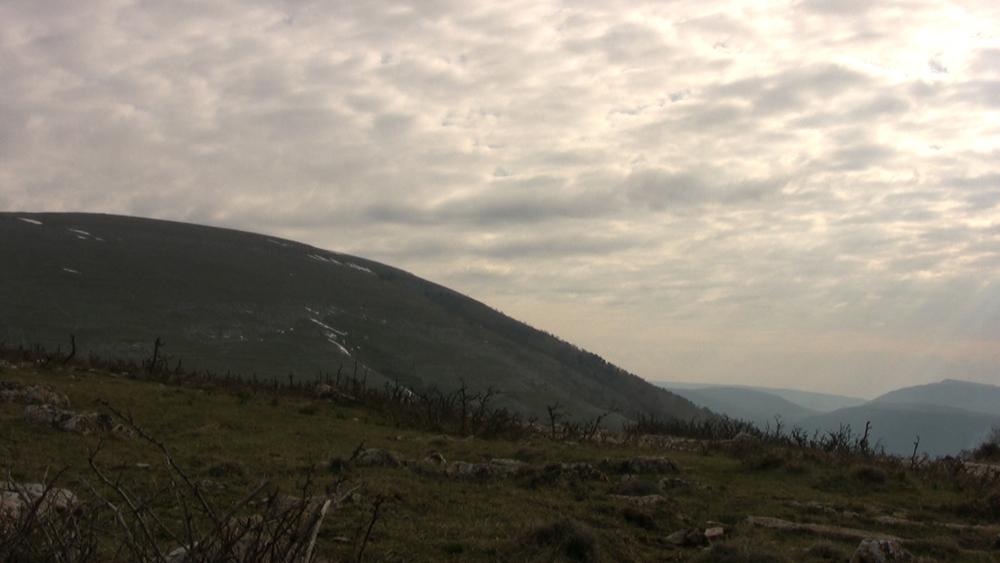 Monte Calvo - Marzo 2010