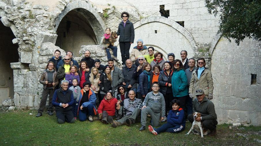 Monte Sacro 11.12.2016